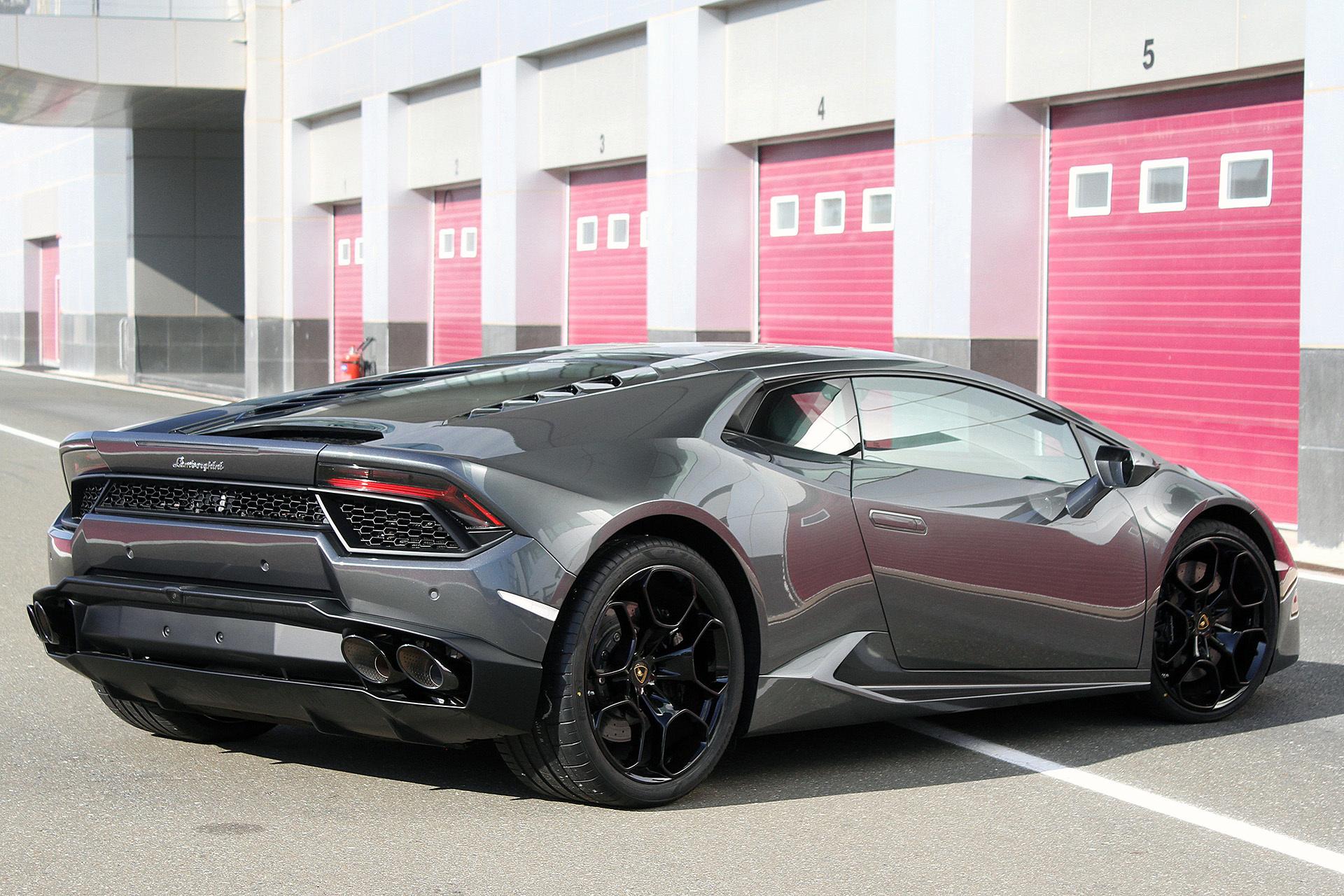 Lamborghini Huracan Lp580 2 2 13
