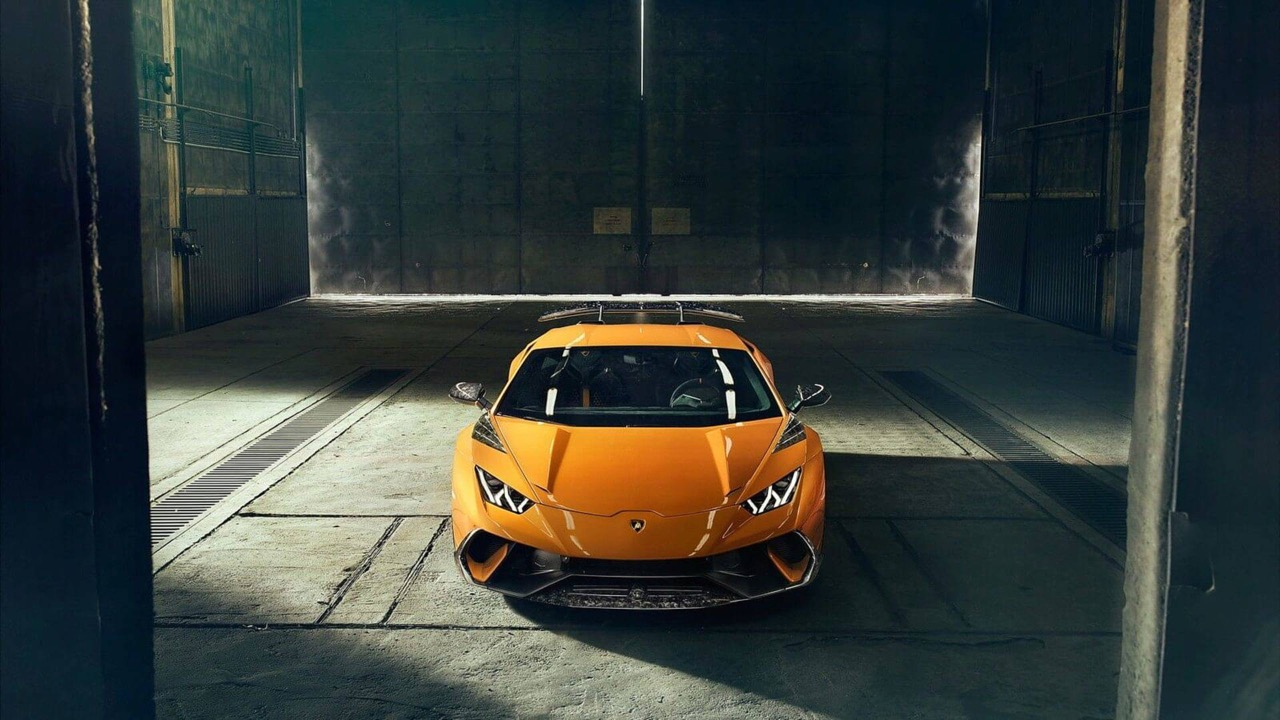 Lamborghini Huracan Performante by Novitec