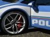 Lamborghini Huracan Polizia con Pirelli P Zero Color Edition