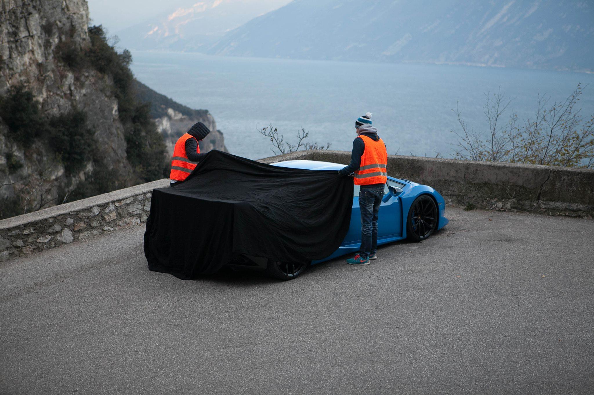 Lamborghini Huracan Superleggera - Foto spia 30-11-2015