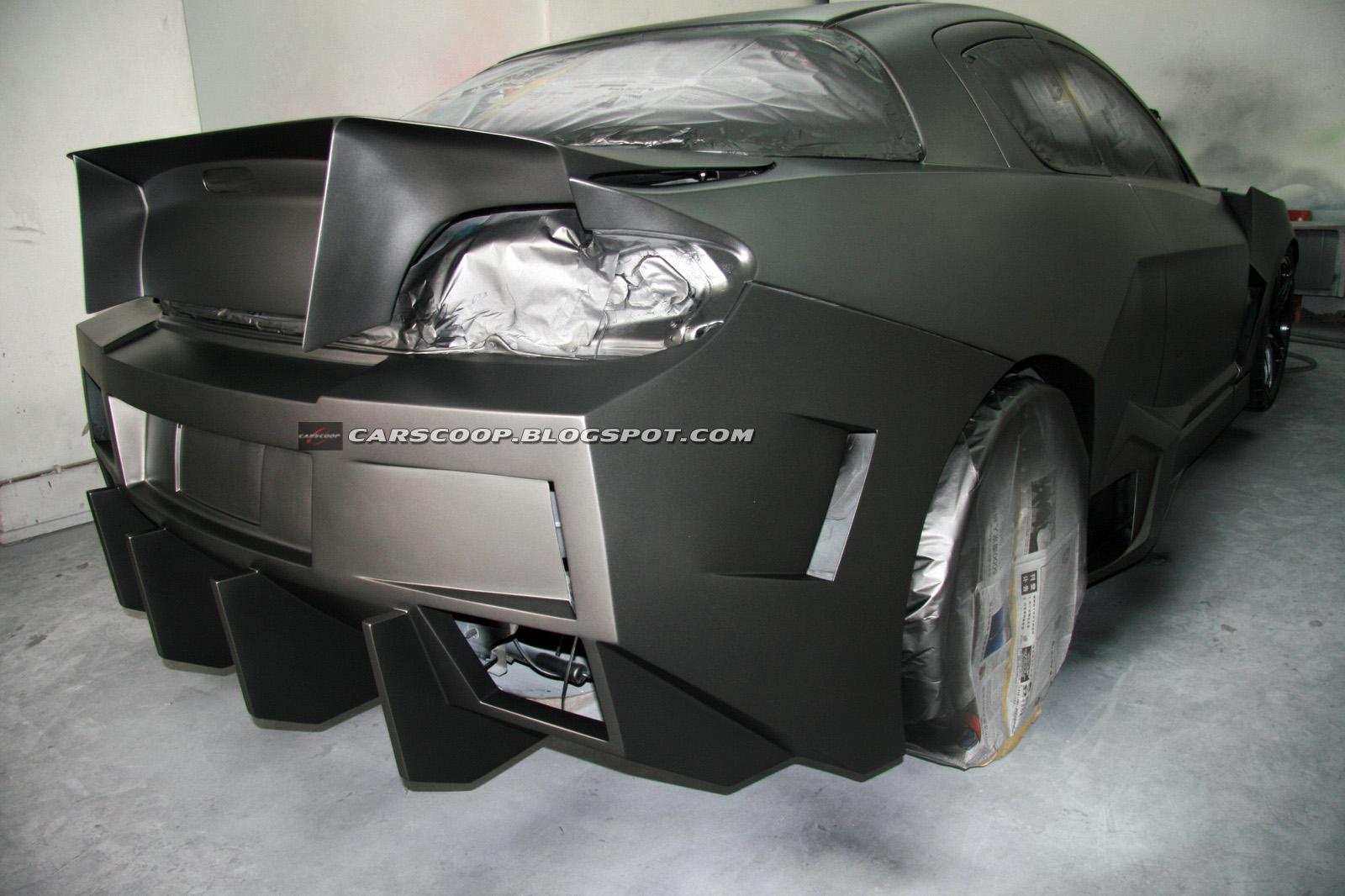 Lamborghini Mazda RX-8