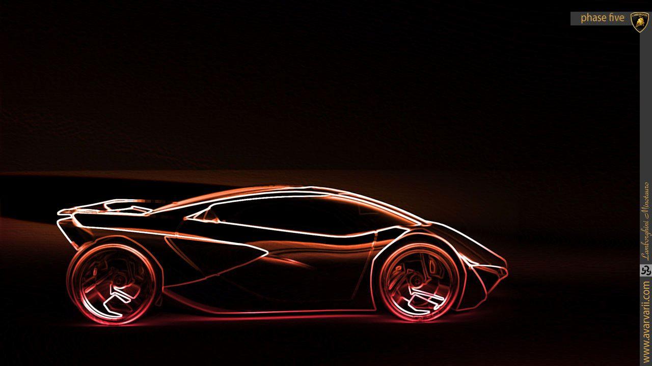 Lamborghini Minotauro Concept Foto 35 Di 47