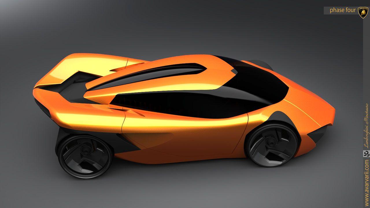 Lamborghini Minotauro Concept Foto 43 Di 47