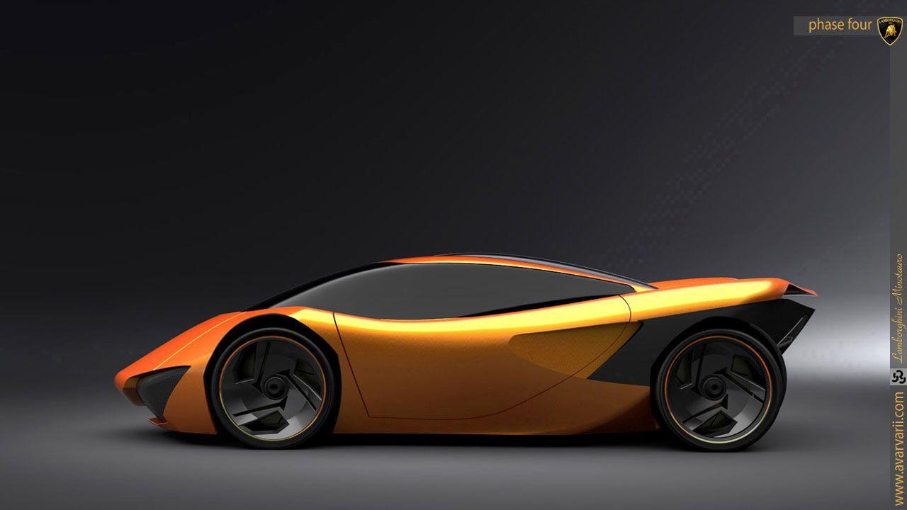 Lamborghini Minotauro Concept Foto 38 Di 47