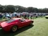 Lamborghini Miura SV del 1971 al Concours di Elegance di Amelia Island