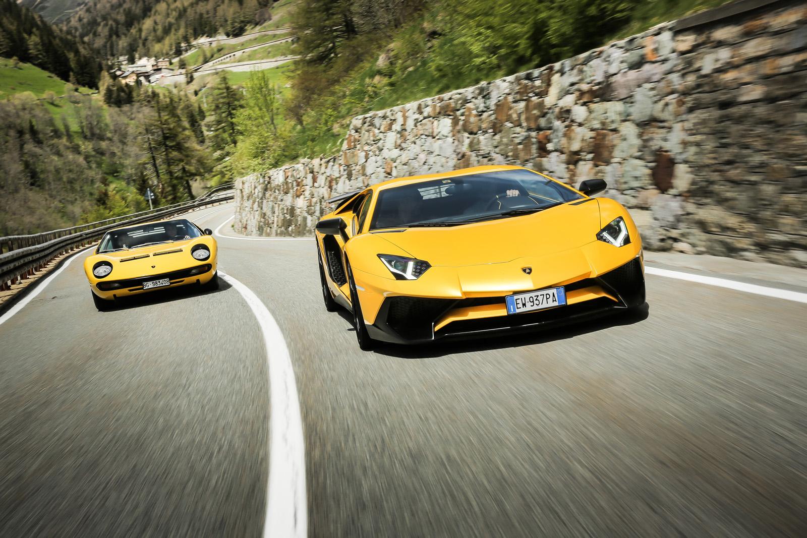 Lamborghini Miura The Italian Job 11 28