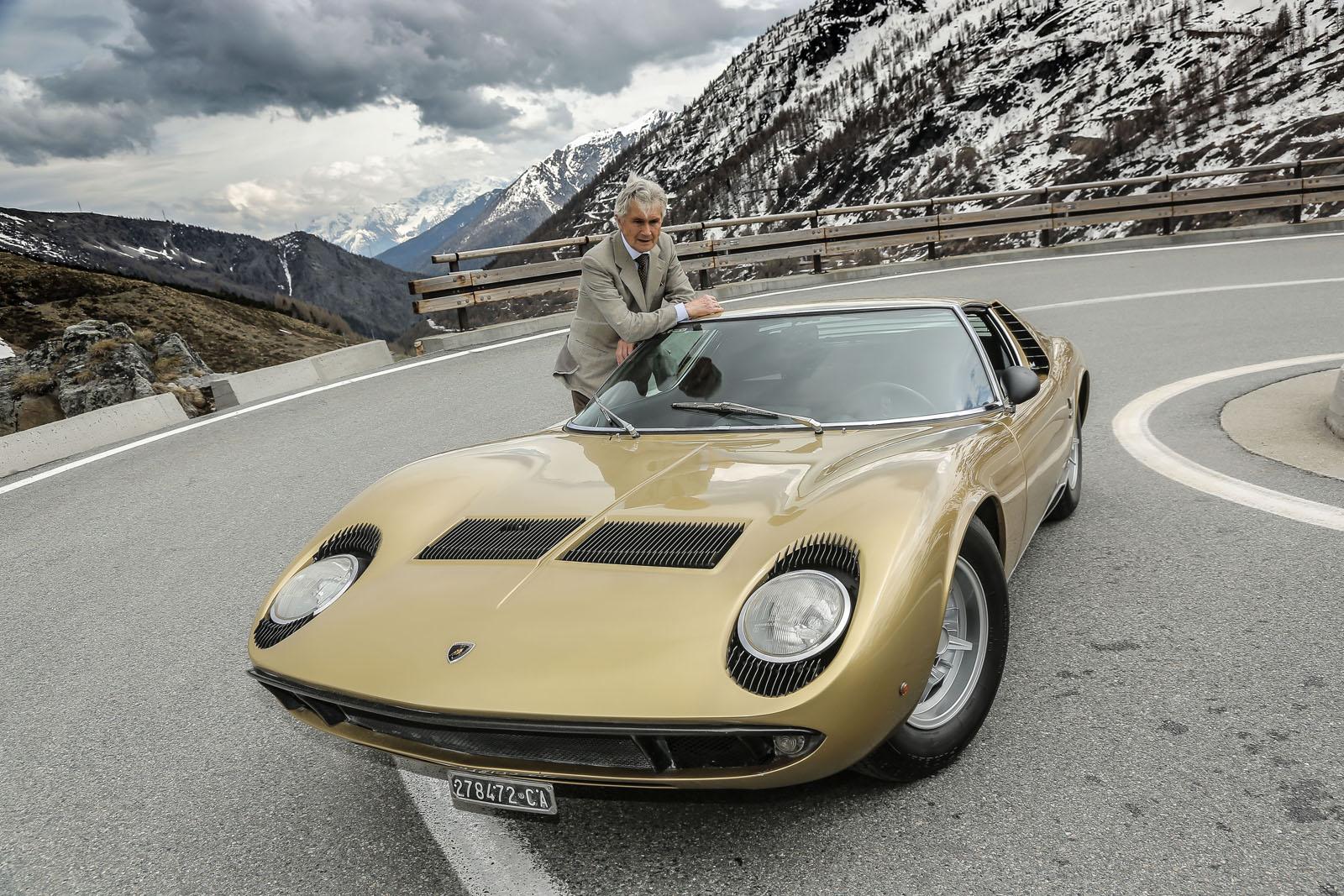 Lamborghini Miura The Italian Job 18 28