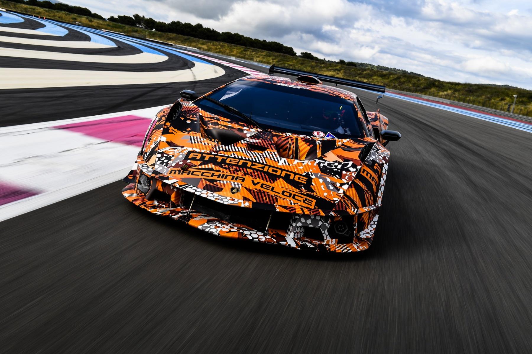 Lamborghini SCV12 - Prototipo