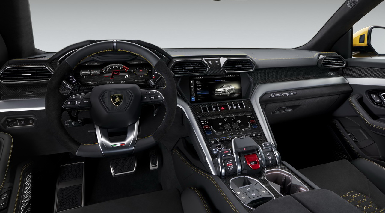 Lamborghini Urus 2019 >> Lamborghini Urus - Foto ufficiali - Foto 37 di 37