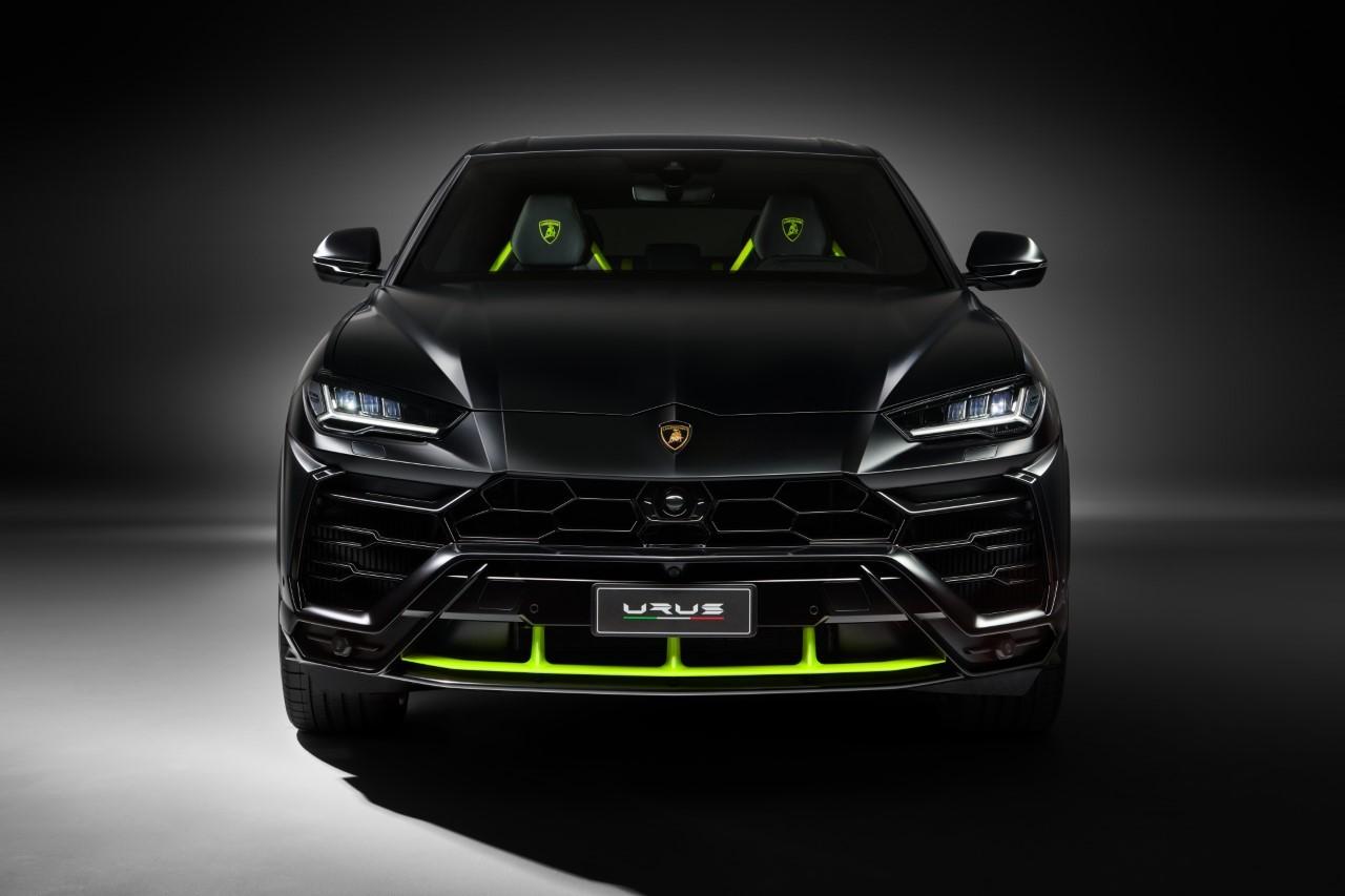 Lamborghini Urus Graphite Capsule - Foto ufficiali
