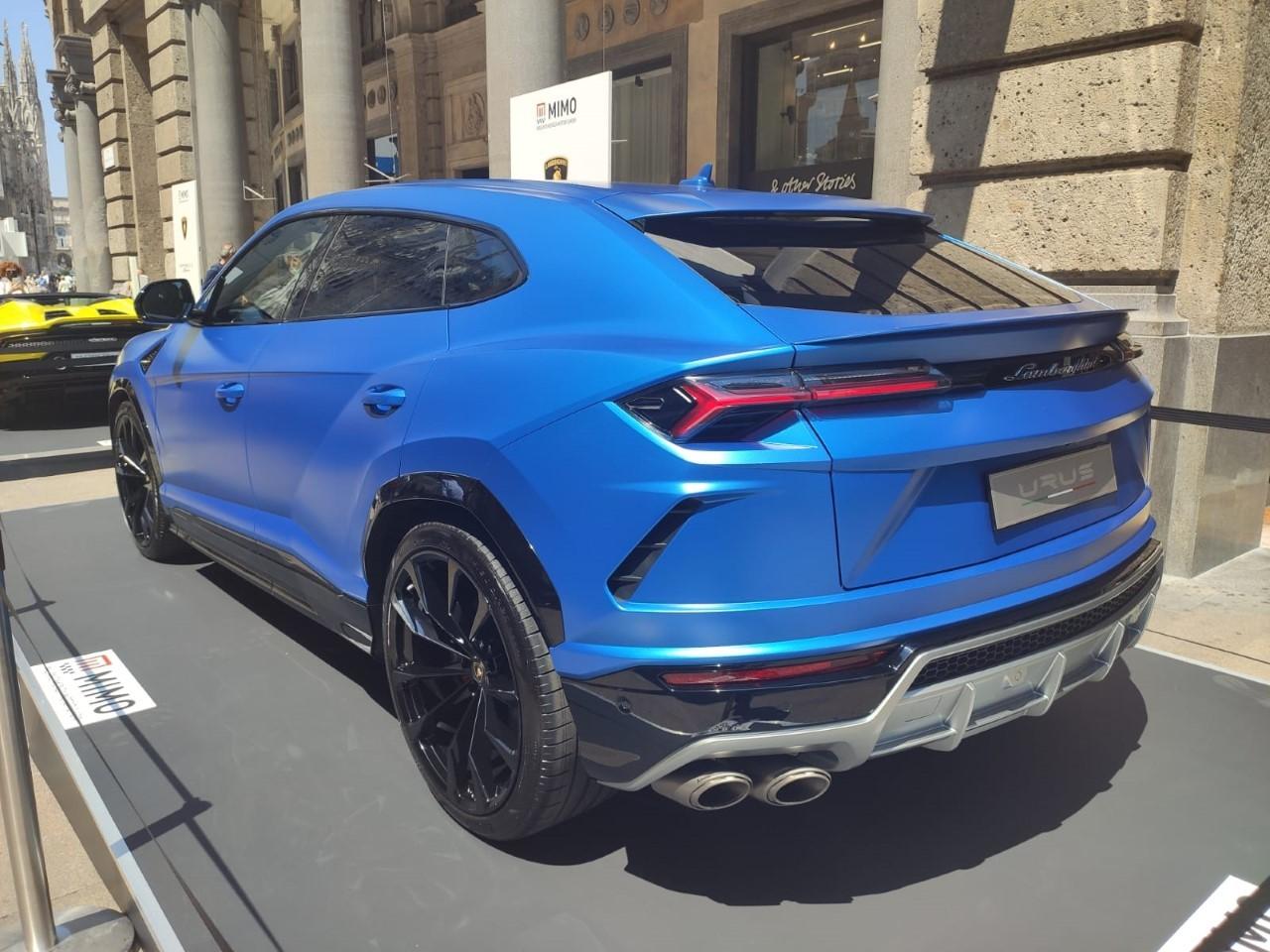 Lamborghini Urus - MiMo 2021