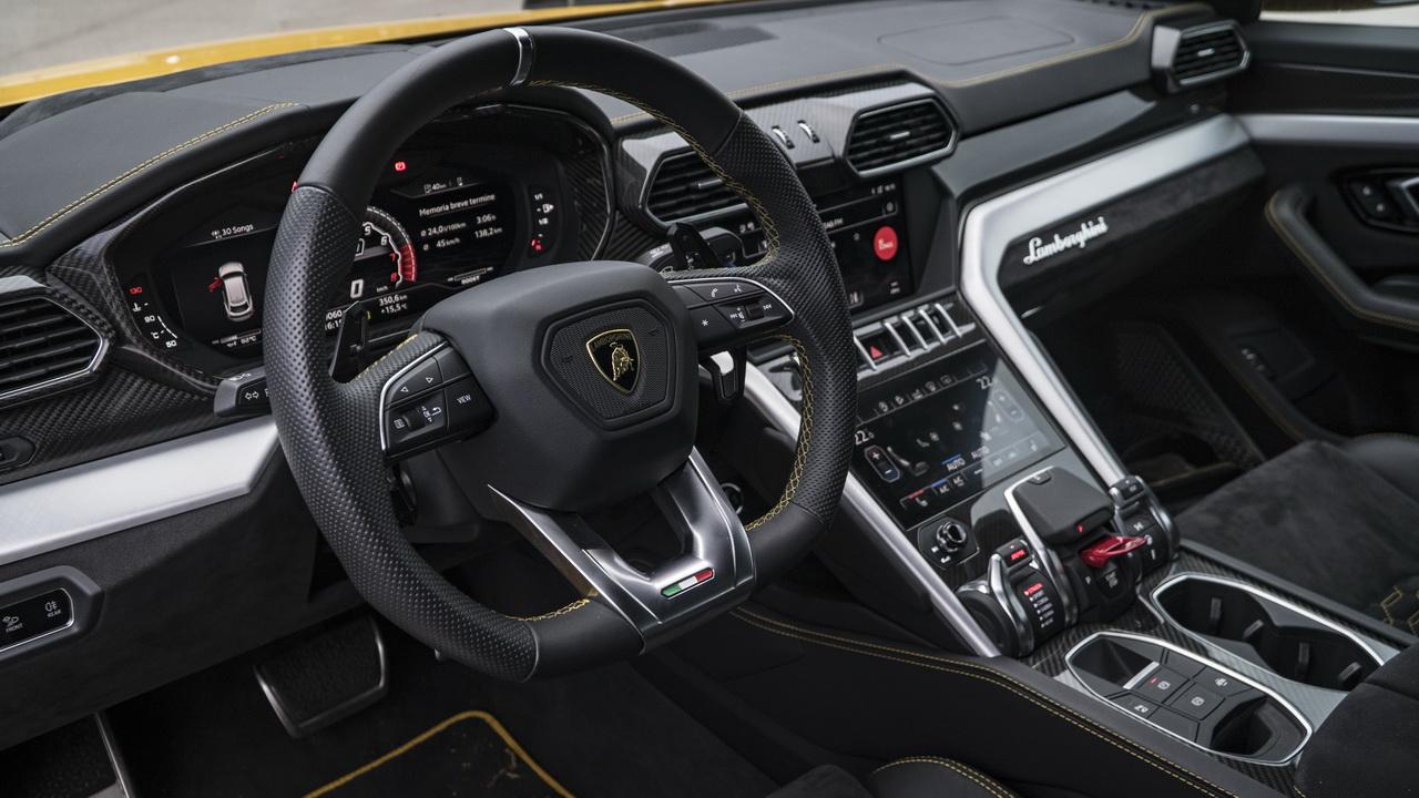 Lamborghini Urus - Prova su strada 2018