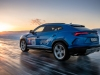 Lamborghini Urus - Record di velocità sul ghiaccio