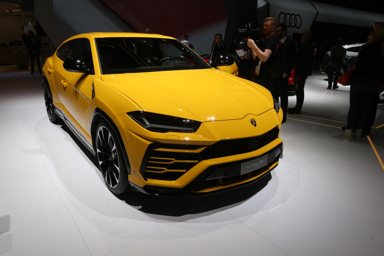 Lamborghini Urus Salone Di Ginevra 2018 3 8