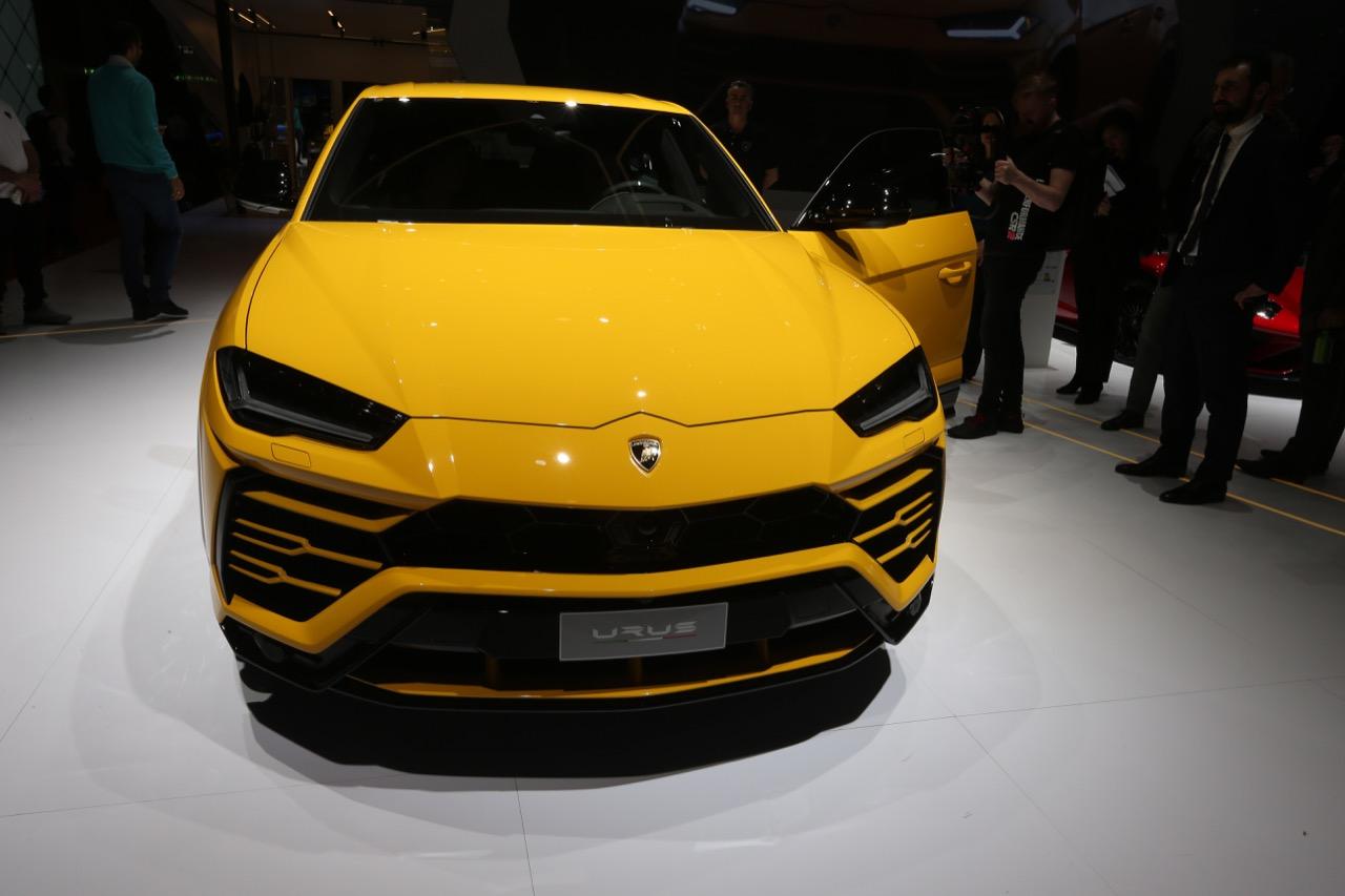 Lamborghini Urus Salone Di Ginevra 2018 2 8