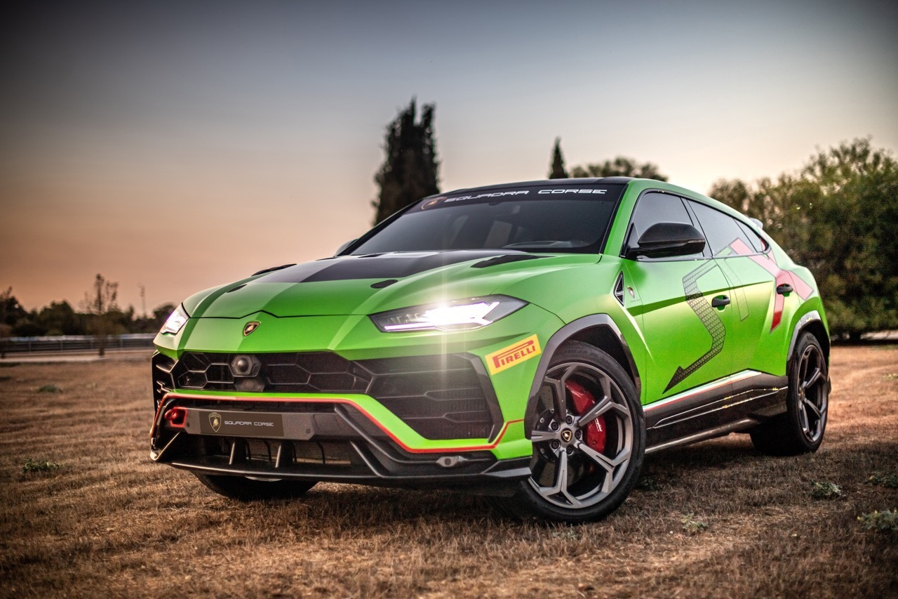 Lamborghini Urus ST-X - Foto ufficiali
