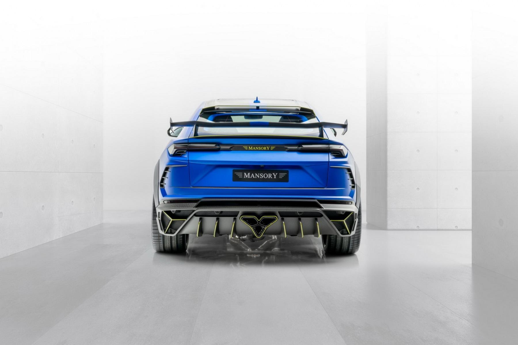 Lamborghini Urus - Tuning Mansory Venatus