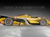 Lamborghini Veneno LMP1 Le Mans - Daniele Pelligra