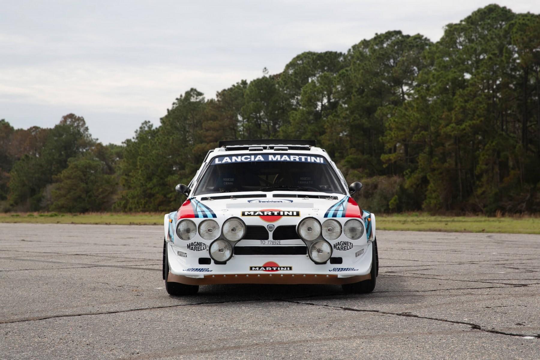 Lancia Delsta S4 Corsa Gruppo B