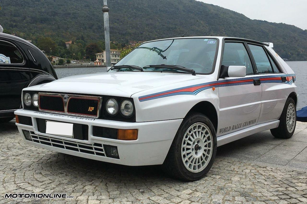 Lancia Delta Integrale - Regina dei Rally