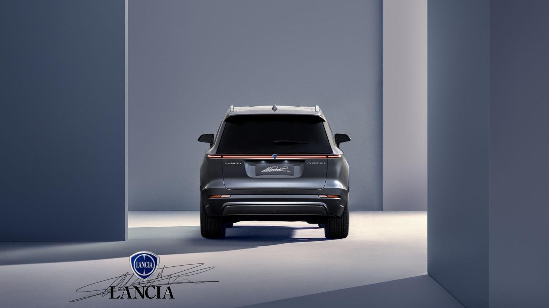Lancia  Phedra 2021 - Render