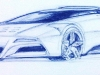 Lancia Stratos sketch