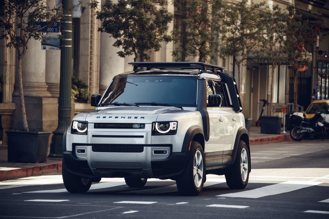 Land Rover al CES 2020 - foto e immagini