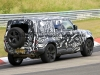 Land Rover Defender 2020 - Foto spia 03-07-2019