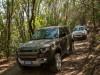 Land Rover Defender 2020 prova