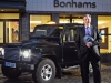 Land Rover Defender a Londra