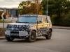 Land Rover Defender foto spia ufficiali 3 ottobre 2018