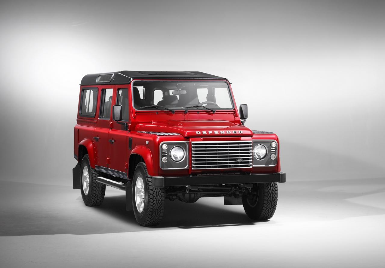 Land Rover Defender - Salone di Francoforte 2013