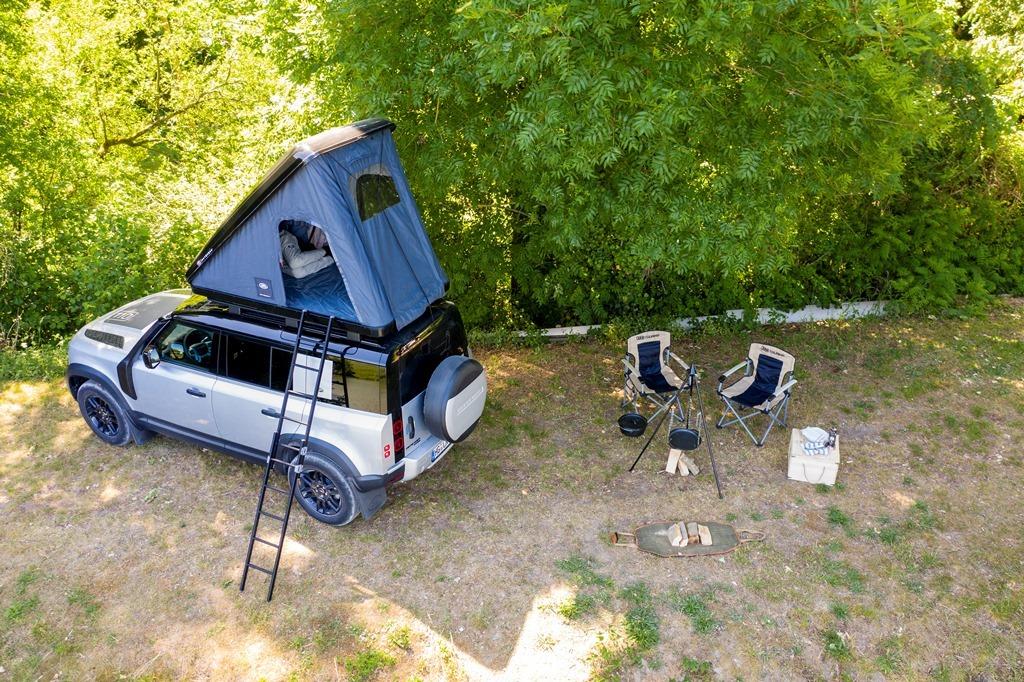 Land Rover Defender - Tenda da tetto Autohome