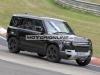 Land Rover Defender V8 - Foto spia 30-7-2020