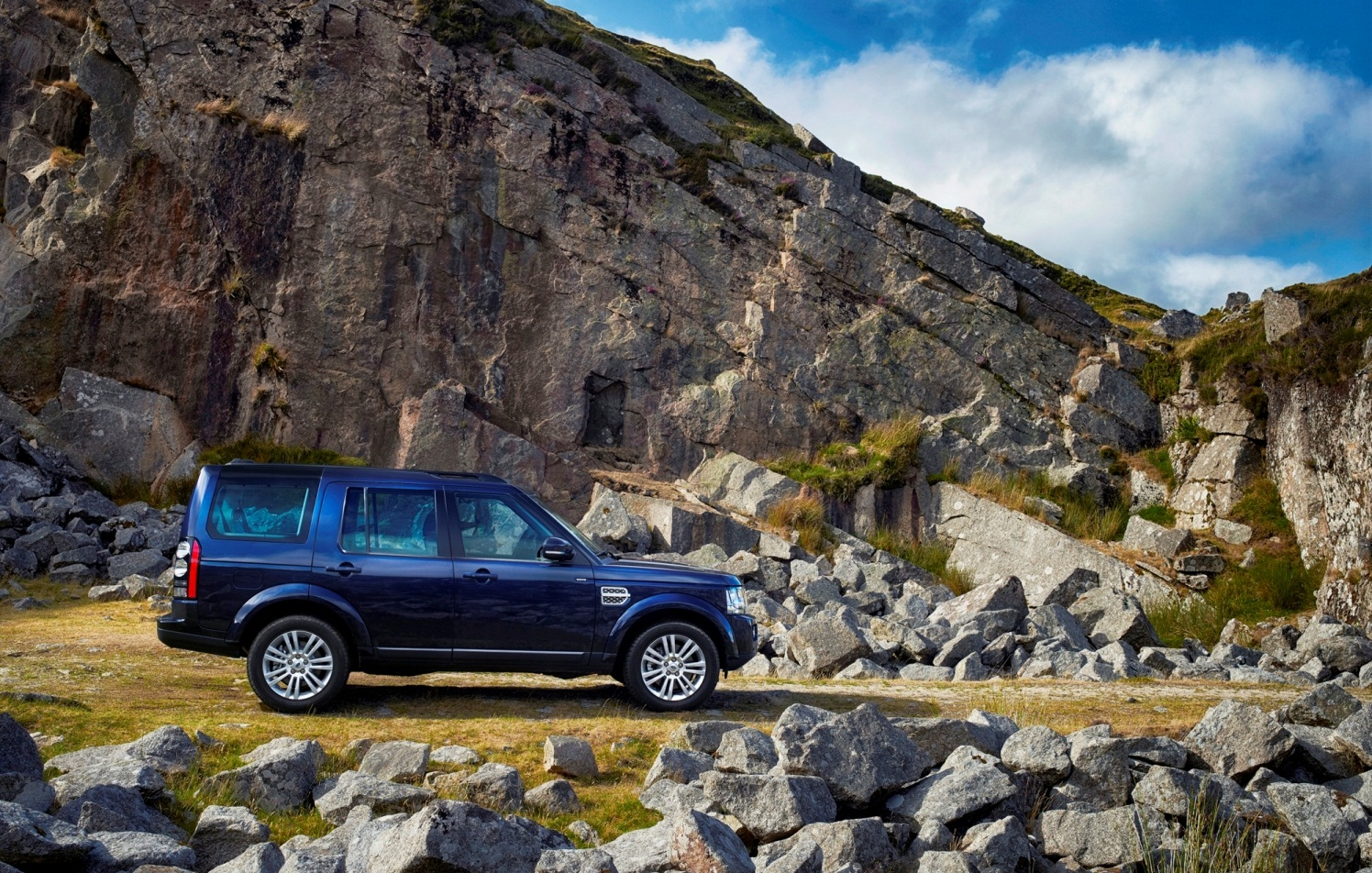 Land Rover Discovery MY 2014