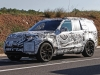 Land Rover Discovery MY 2016 - Foto spia 26-10-2015