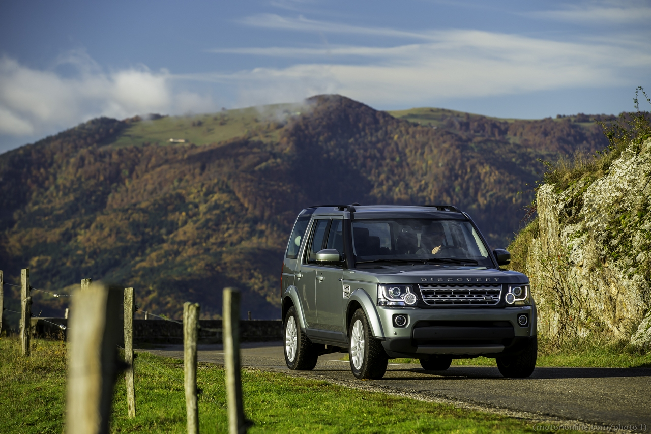 Foto Land Rover Discovery >> Land Rover Discovery MY2014 - Foto 126 di 161