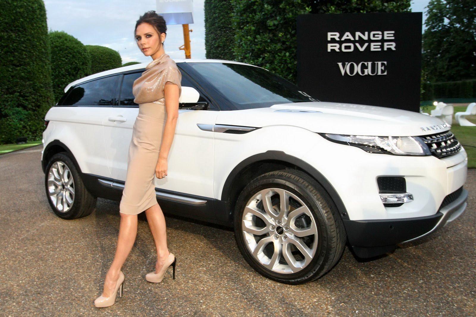 Land Rover Range Rover Evoque - Presentazione