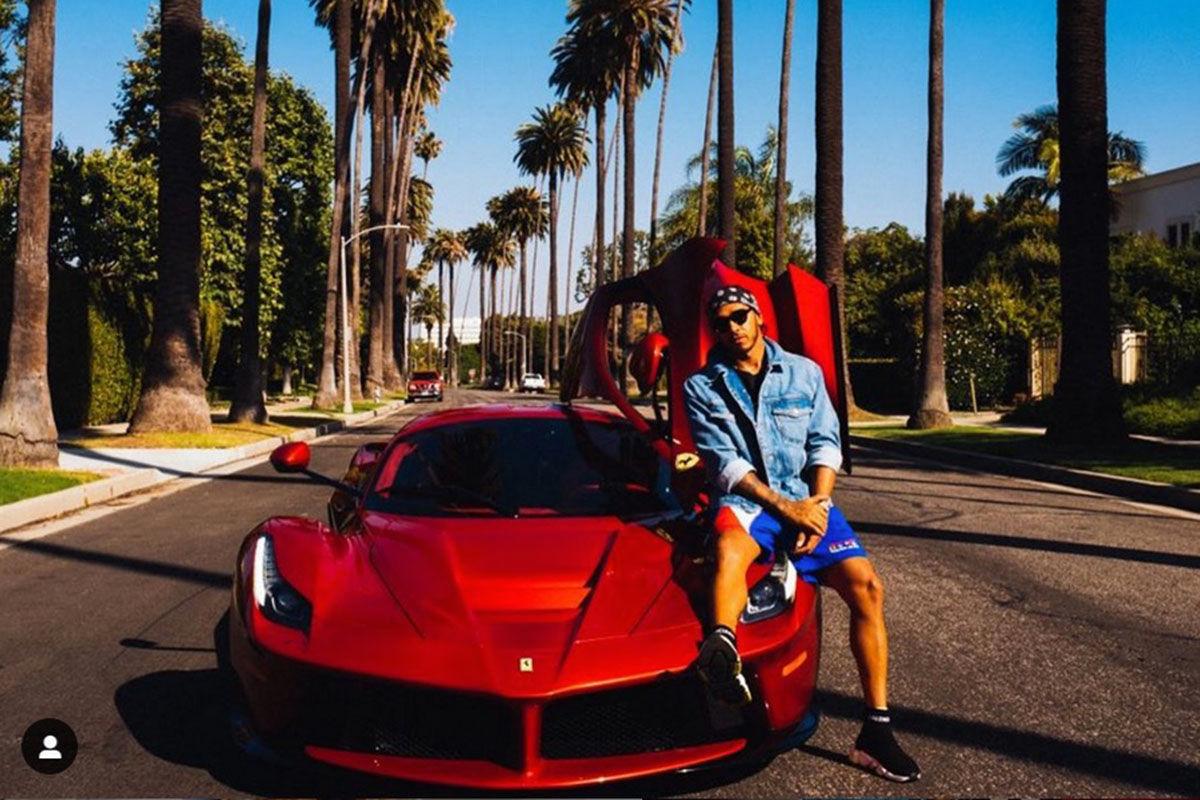 Le auto da sogno di Lewis Hamilton
