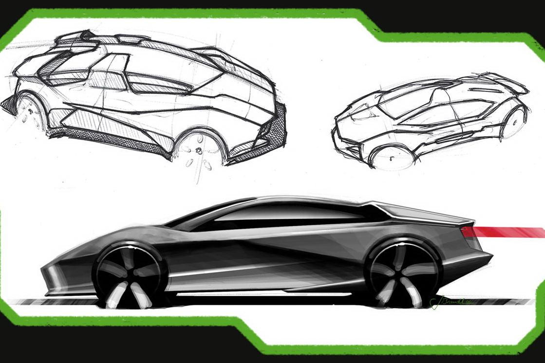 Le Lamborghini dell\'Università di Monaco