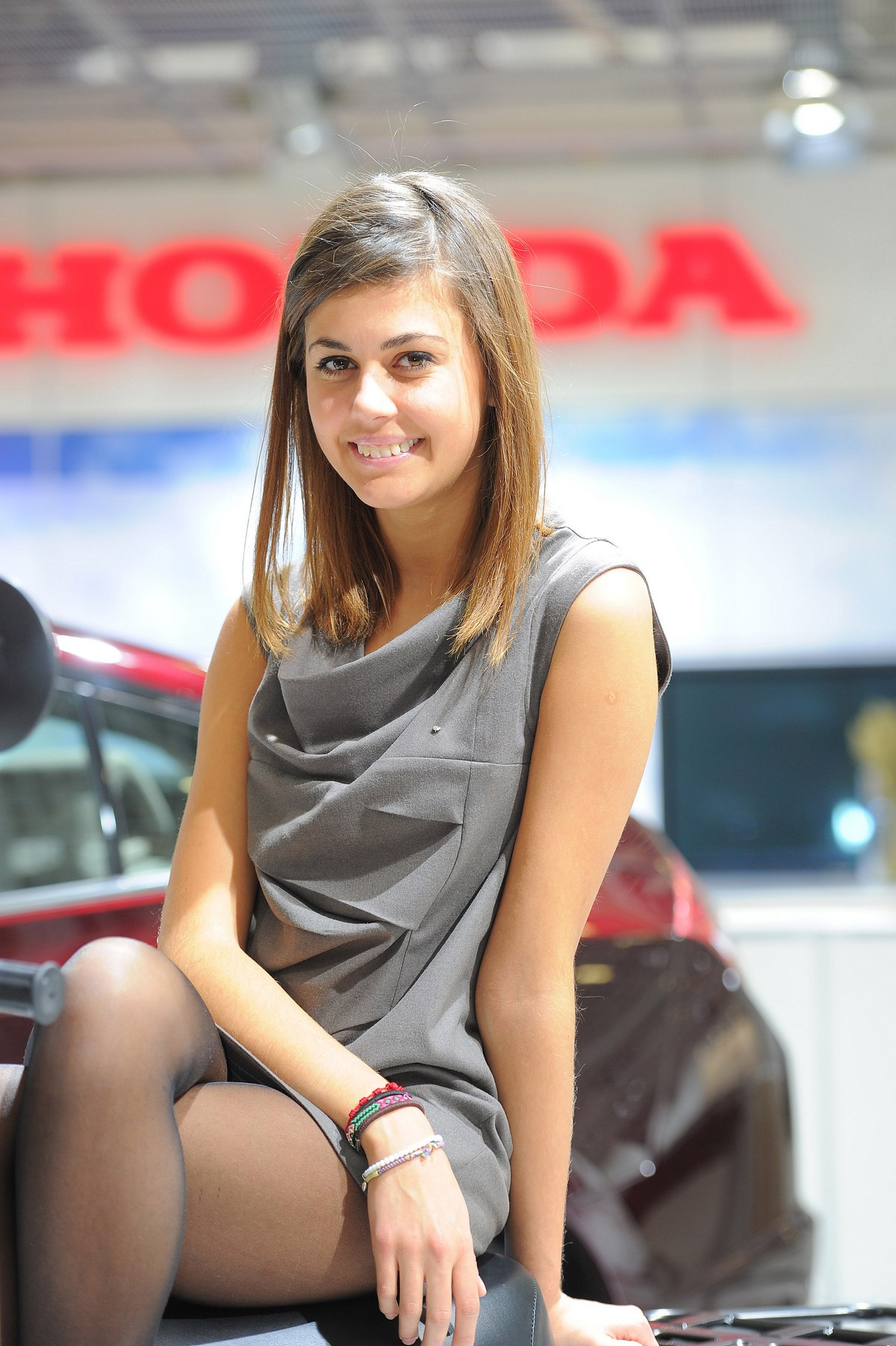 Le Ragazze Del Motorshow Di Bologna 2011 7 17