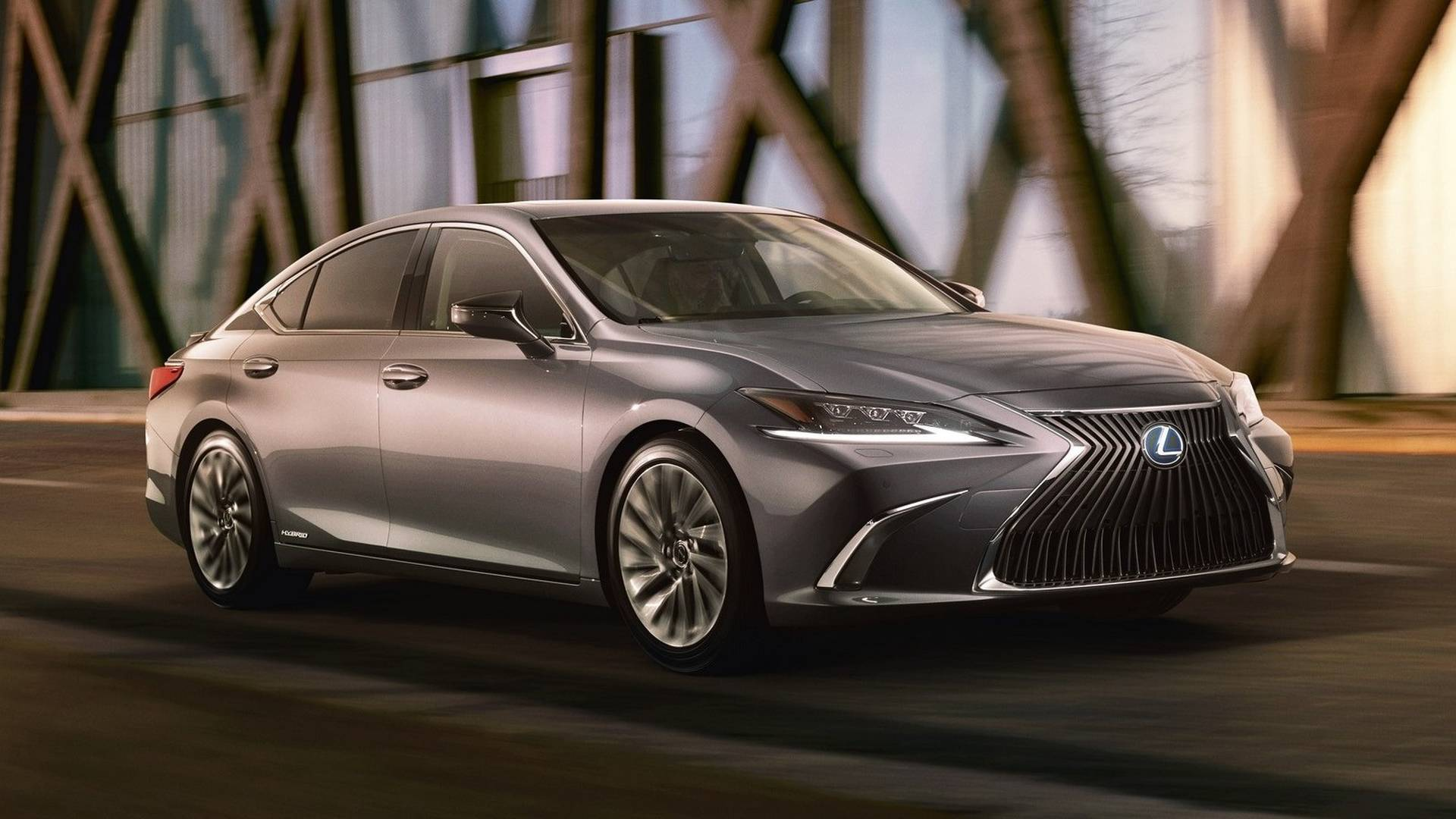 Lexus ES MY 2019 - Teaser