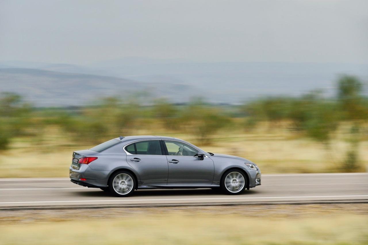 Lexus GS 300h Business Edition