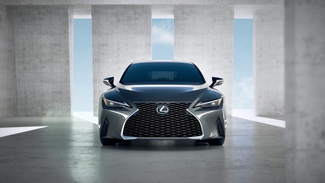 Lexus IS 2021 - Foto ufficiali