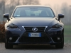 Lexus IS 300H Prova su strada 2016