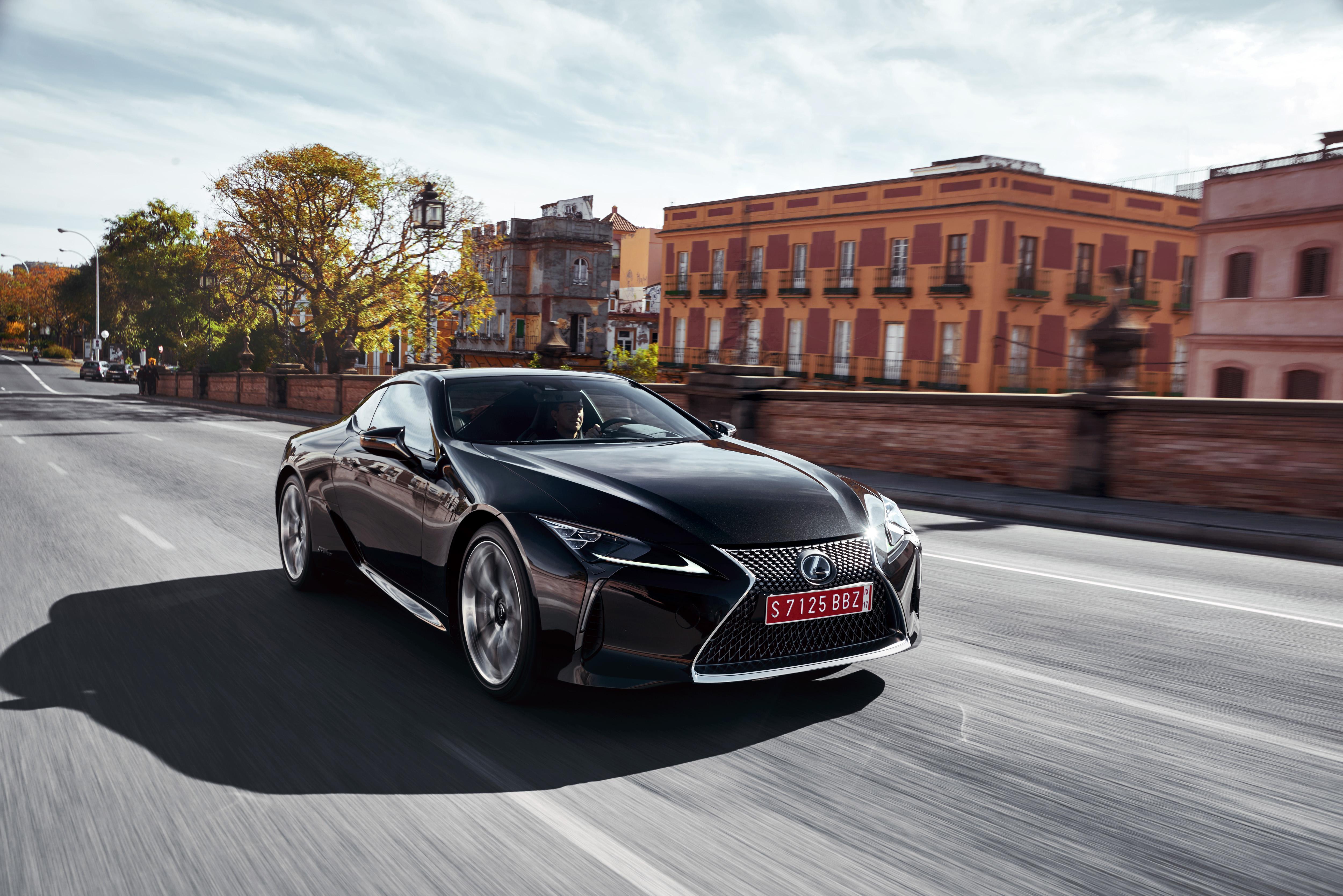 Lexus LC Hybrid ordinabilità