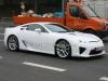 Lexus LF-A in pista