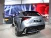 Lexus LF-NX - Salone di Detroit 2014