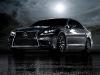 Lexus LS 2013 prime immagini