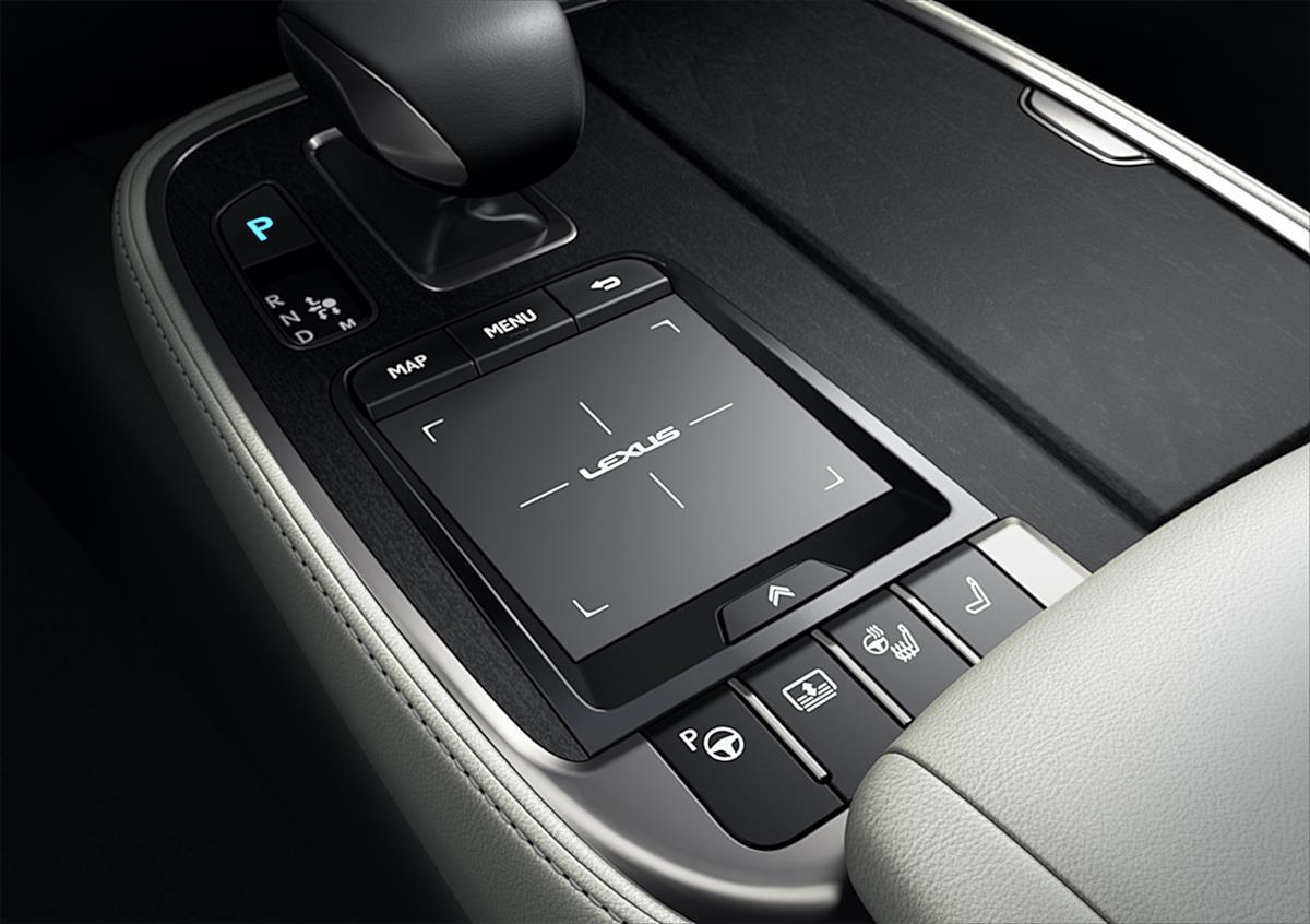Lexus LS 2021